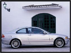 BMW E 46, Coupe